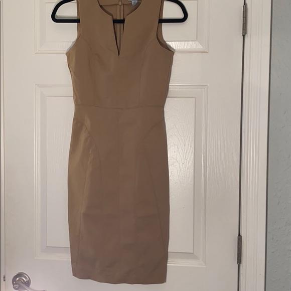 Sleek DKNY casual dress